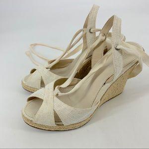 Banana Republic Women wedge espadrille Shoes